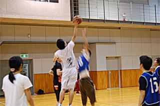 バスケットボール!!