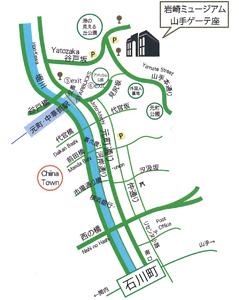 ゲーテ座map