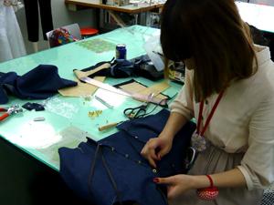 衣装製作2